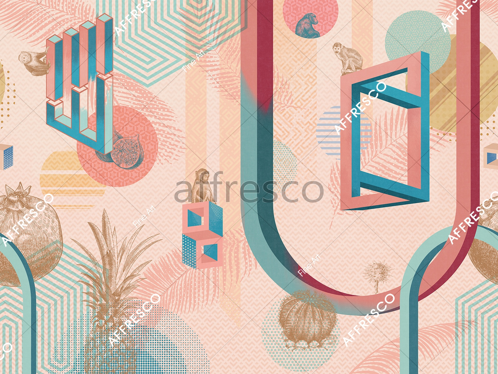 RE890-COL1 | Fine Art | Affresco Factory