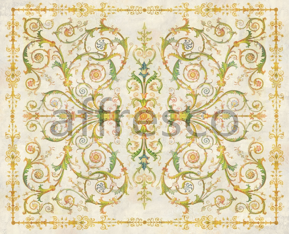 5068 | Classic Ornaments | classical ornament with patterns | Affresco Factory