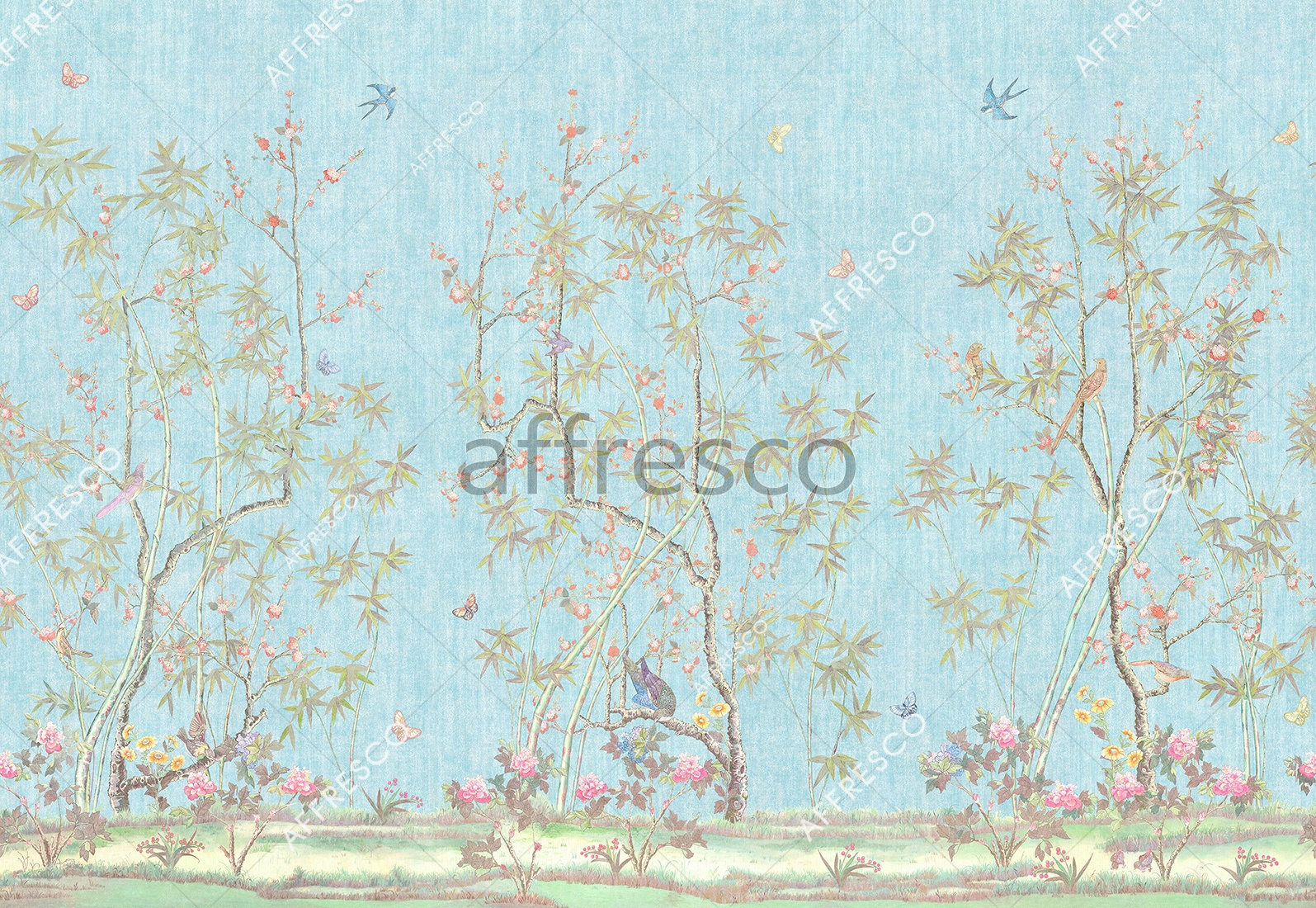 ID136148 | Gardens |  | Affresco Factory