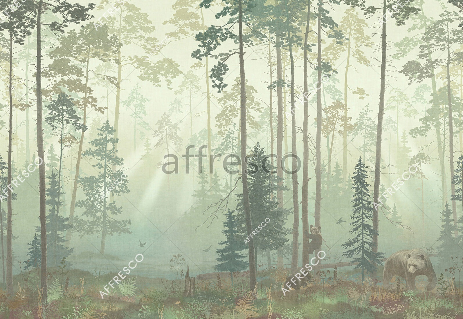 ID136008 | Forest |  | Affresco Factory