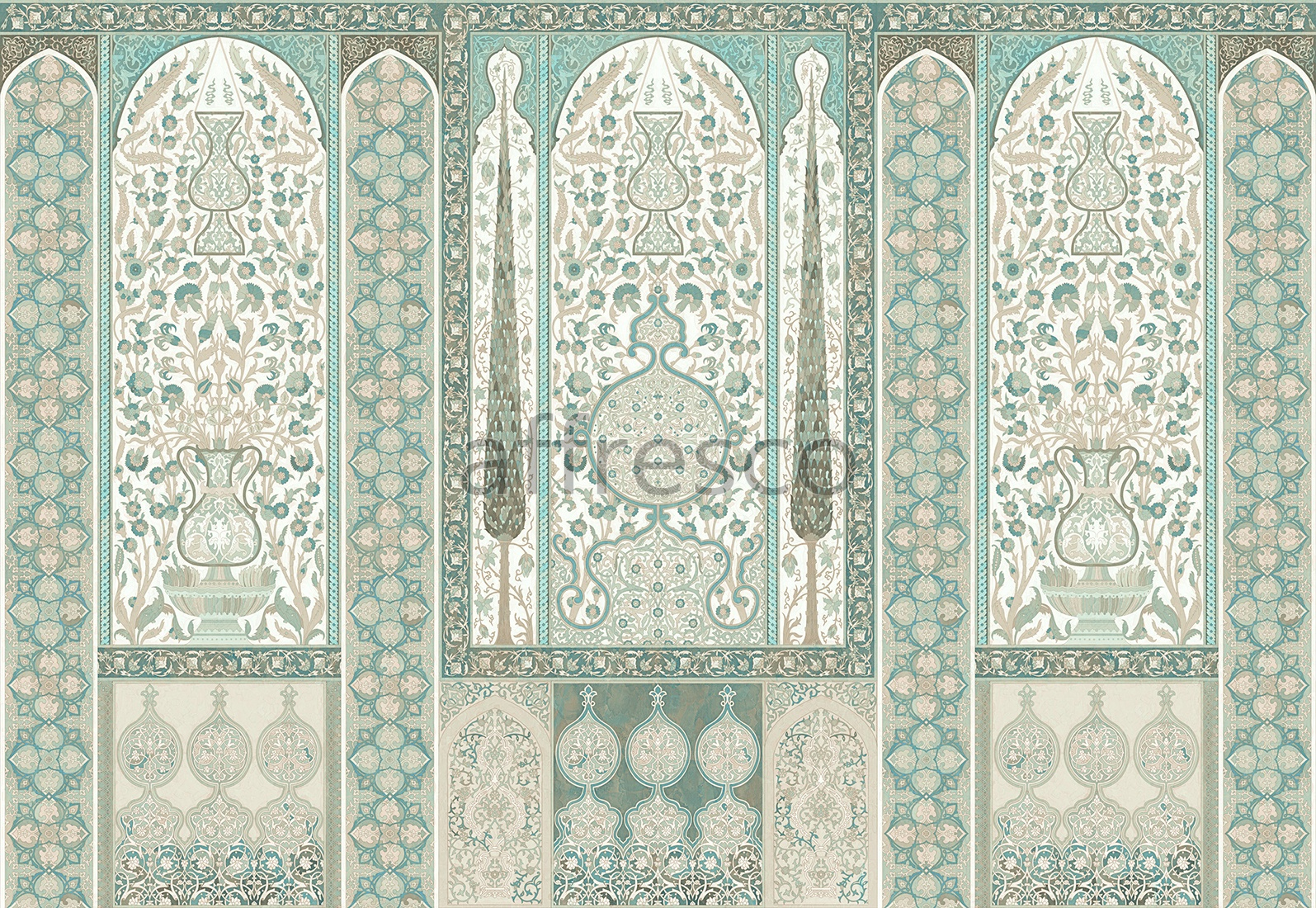ID136501 | Oriental Ornaments |  | Affresco Factory