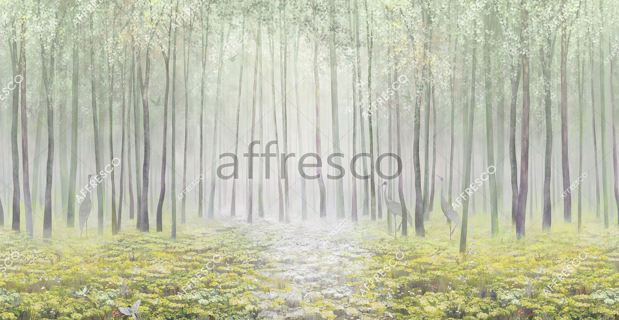 ID136007 | Forest |  | Affresco Factory
