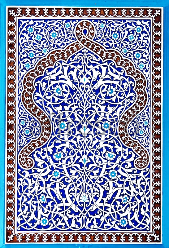 ID135661 | Oriental Ornaments | Восточный орнамент | Affresco Factory