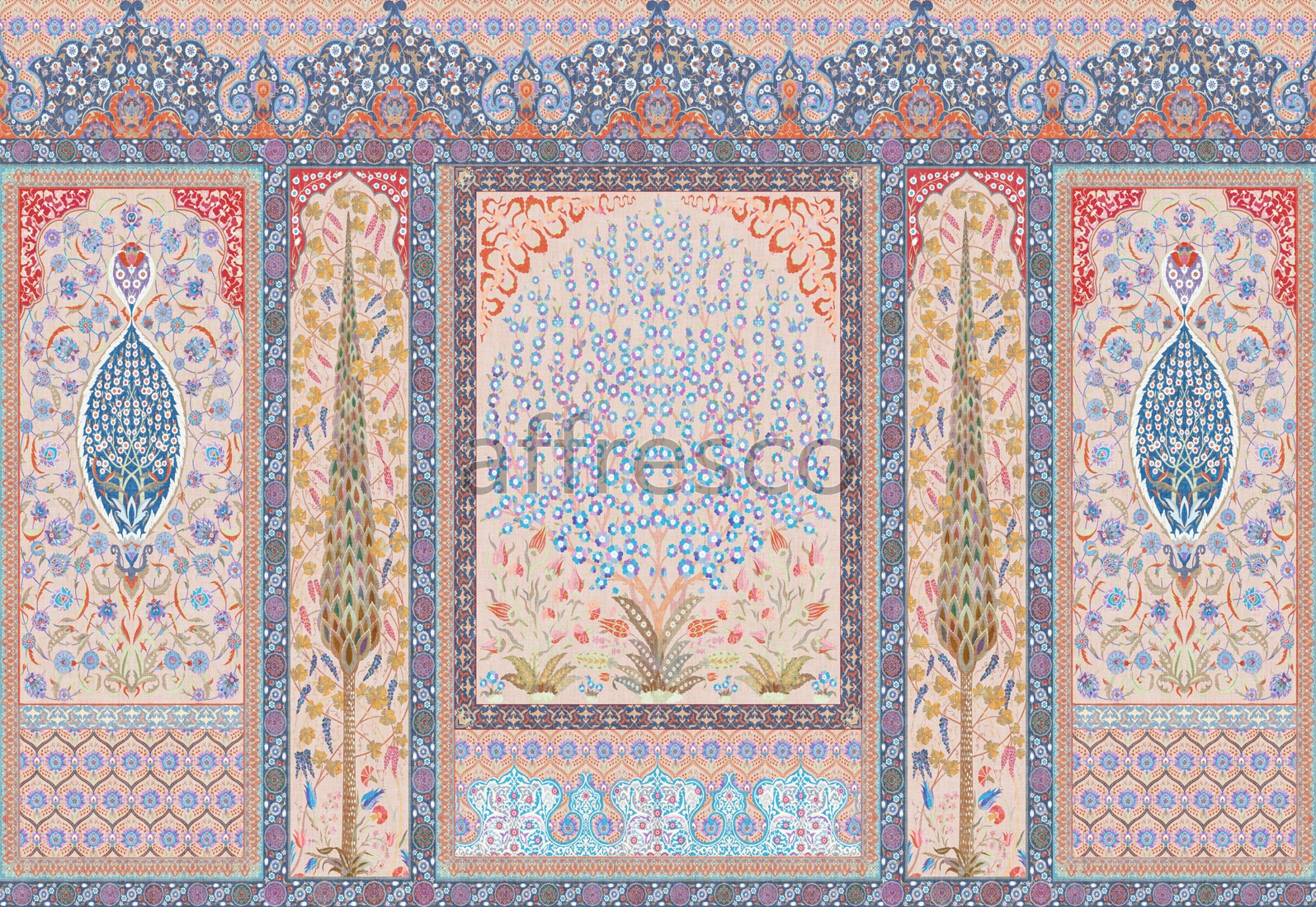 ID135729 | Oriental Ornaments | Арабский орнамент | Affresco Factory