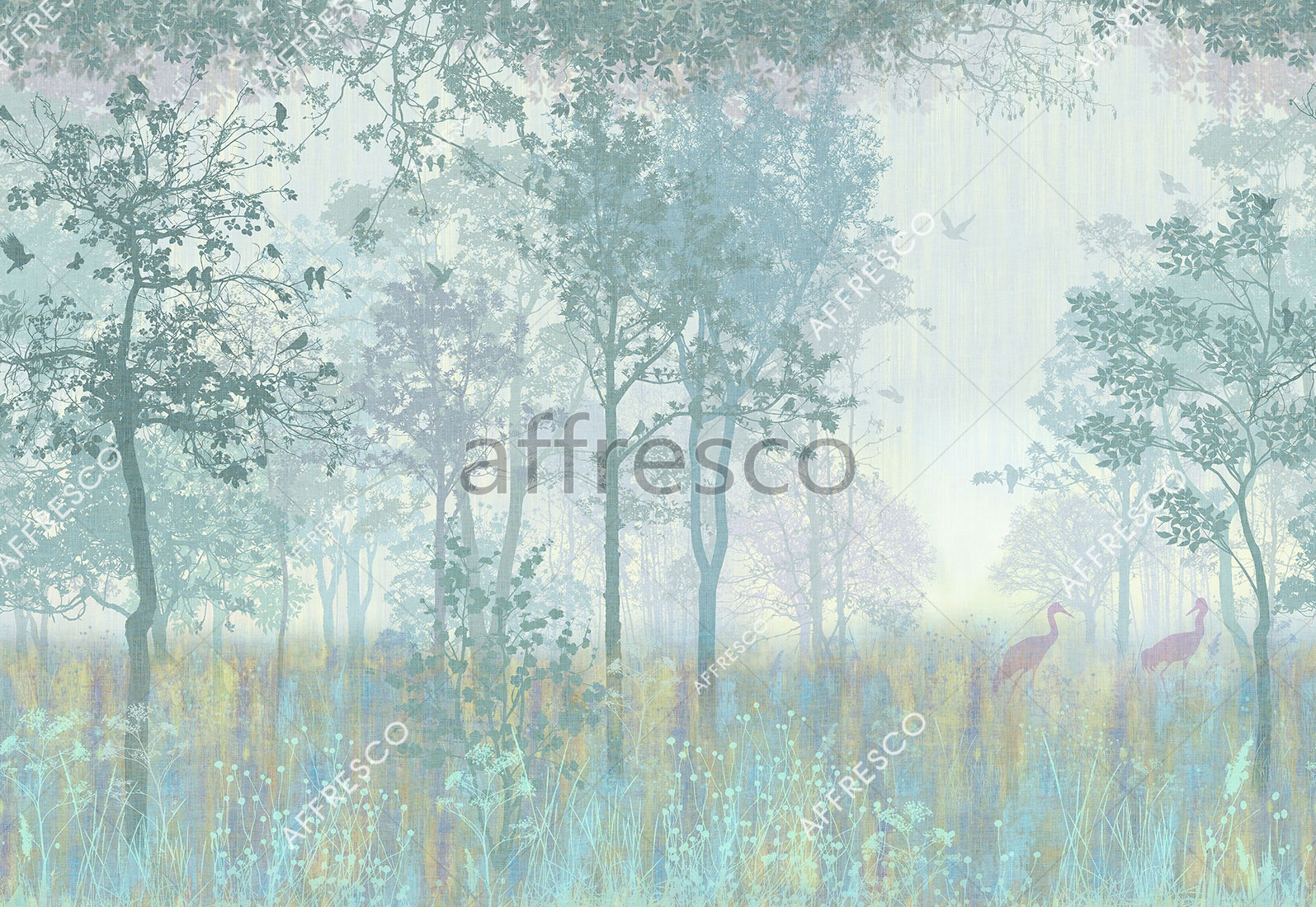 ID135973 | Forest |  | Affresco Factory
