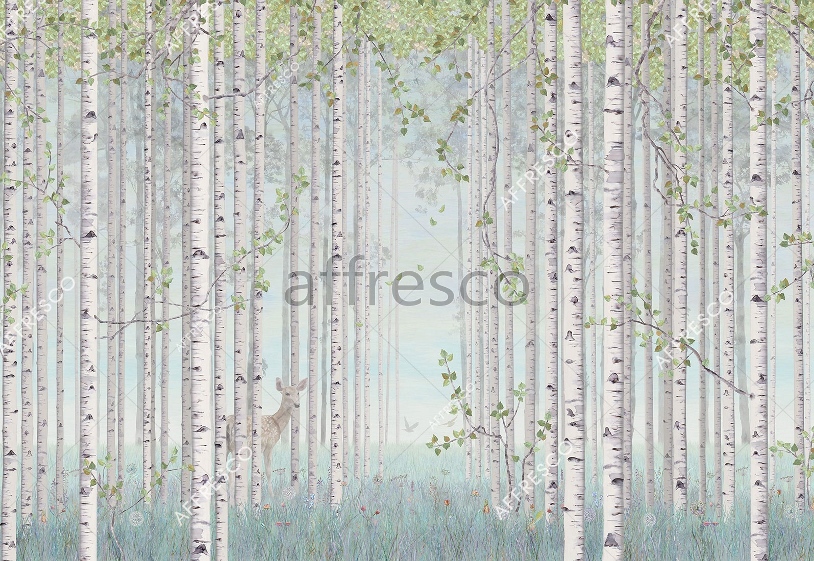 ID136010 | Forest |  | Affresco Factory