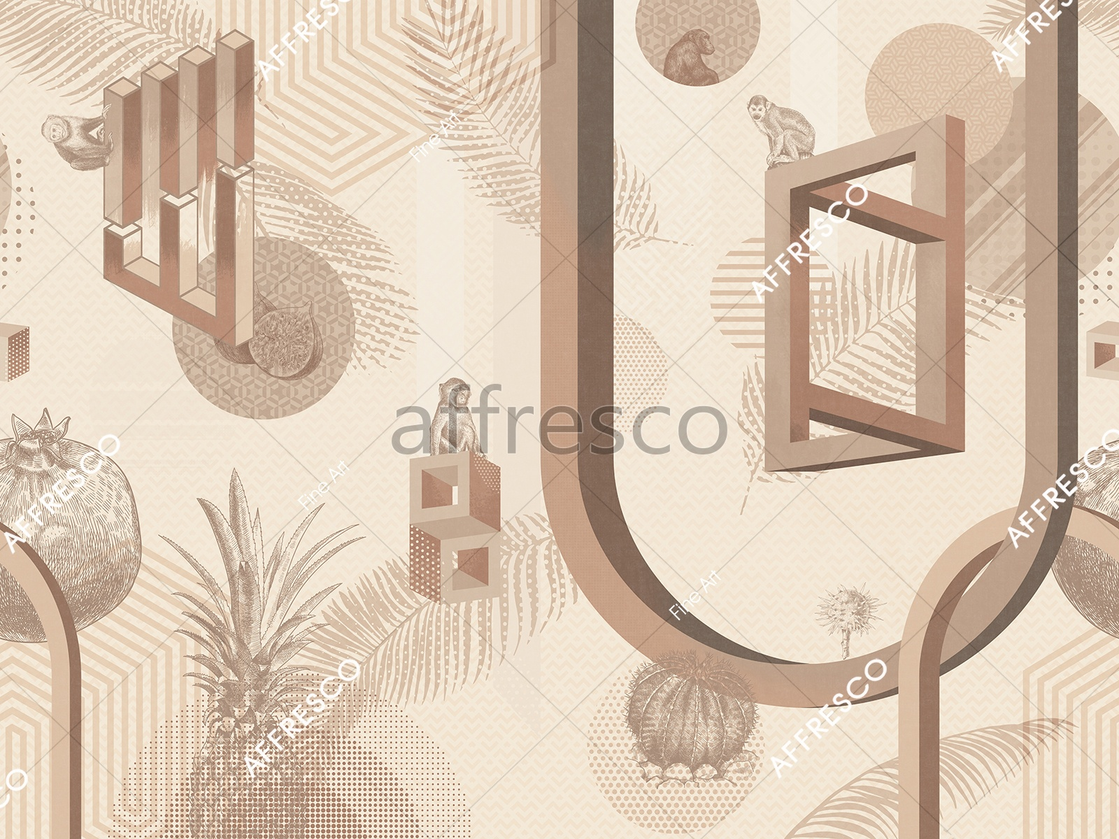 RE890-COL3 | Fine Art | Affresco Factory
