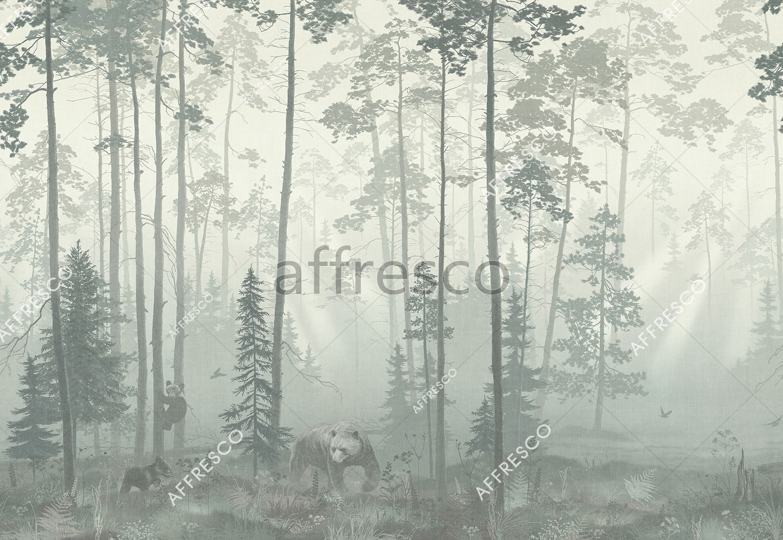 ID135997 | Forest |  | Affresco Factory