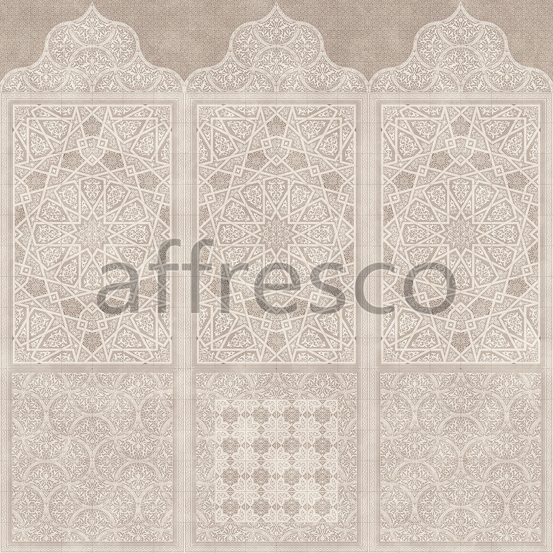 ID136417 | Oriental Ornaments |  | Affresco Factory